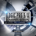 Logic Pro 9/X Channel Strips (Sample Pack LOGIC)