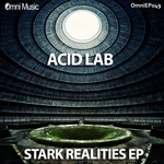 ACID LAB/DRAMA/MENTAL FORCES/ASYMMETRIC - Stark Realities EP (Front Cover)