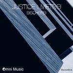 JUSTICE & METRO - Dischord LP (Front Cover)