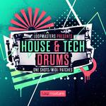 House & Tech Drums (Sample Pack WAV/MIDI/REASON)