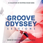 Groove Odyssey Sessions Vol 1 (unmixed tracks)