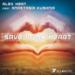 HEAT, Alex feat ANASTASIA KUSHNIR - Save In My Heart (Front Cover)
