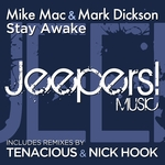 MAC, Mike/MARK DICKSON - Stay Awake (Front Cover)