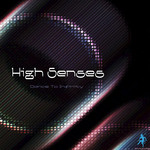 HIGH SENSES - Dance To Infinity (Front Cover)