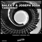 BALEX F/JOSEPH SOSA - Tanqueray (Front Cover)