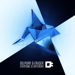 DELPURR & ERASER - Everyone Is Different (Front Cover)