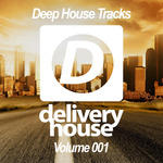 DJ FAVORITE/VARIOUS - Deep House Tracks Volume 001 (unmixed tracks) (Front Cover)