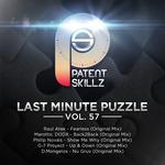 Last Minute Puzzle Vol 57