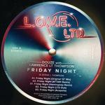 DOUZE with LAWRENCE LT THOMPSON - Friday Night (Front Cover)