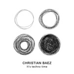 BAEZ, Christian - It's Techno Time (Front Cover)
