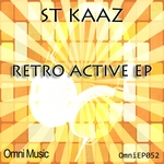 ST KAAZ - Retro Active EP (Front Cover)