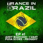 Trance In Brazil - EP #1
