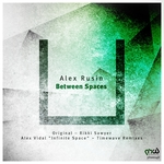 RUSIN, Alex - Between Spaces (Front Cover)