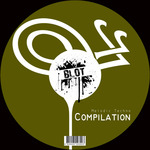 VARIOUS - Blot Compilation/Melodic Techno (Front Cover)