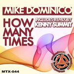 DOMINICO, Mike - How Many Times (Front Cover)