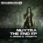 MUYTRA/DA LINK - The End EP (Front Cover)