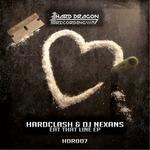 HARDCLASH/DJ NEXANS - Eat That Line EP (Front Cover)