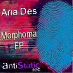 ARIA DES - Morphoma EP (Front Cover)