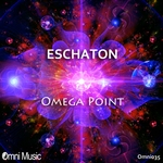 ESCHATON - Omega Point LP (Front Cover)