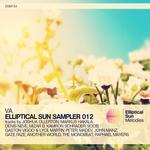 VARIOUS - VA: Elliptical Sun Sampler 012 (Front Cover)
