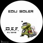 SOLER, Edu - DEF (Front Cover)