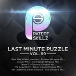 VARIOUS - Last Minute Puzzle Vol 59 (Front Cover)