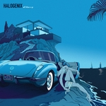 HALOGENIX - All Blue EP (Front Cover)