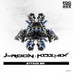 J ROON/KOSMIX - Attack Em (Back Cover)