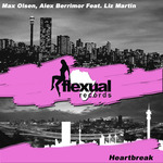 OLSEN, Max feat LIZ MARTIN - Heartbreak (Front Cover)