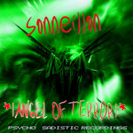 SONNEILLON - Angel Of Terror (Front Cover)