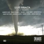 LLUIS RIBALTA - Ciclo Remixes (Front Cover)
