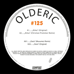 OLDERIC - Compost Black Label #125: Alma EP (Front Cover)