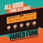 ALL GOOD FUNK ALLIANCE - Varied Funk (Front Cover)