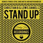 CHRISTIAN B/LAVVY LEVAN - Stand Up (Front Cover)
