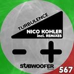 KOHLER, Nico - Turbulence (Front Cover)