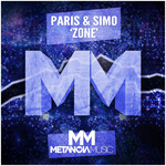PARIS & SIMO - Zone (Front Cover)