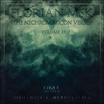 FLORIAN MSK - The Nechromaticon Verses Volume II (Front Cover)
