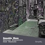 SMOOKIE ILLSON feat HASIZZLE - Uptown Downtown (Front Cover)