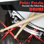 PRESTA, Peter - Drums (Front Cover)