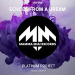 PLATINUM PROJECT - Echoes From A Dream (remix Contest) (Front Cover)
