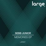 JUNIOR, Sebb - Memories EP (Front Cover)
