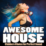 VARIOUS - Awesome House Vol 1 (Clubbers Choice For Perfect Sound) (Front Cover)