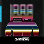 VARIOUS - Alien Funk Vol 10:  Techno From Another Planet (Front Cover)