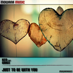 KEA feat GRACE - Just To Be With You (Front Cover)