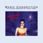 BASIC CONNECTION - Hablame Luna (Front Cover)