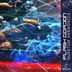 FLASH GORDON - Quantum Harmonics (Front Cover)