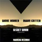 DIOKE HOMER/MARK COTTER - Secret Work (Front Cover)