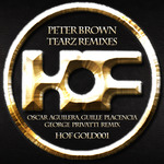 BROWN, Peter - Tearz (remixes) (Front Cover)