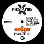 NOLIGE - Face It (Front Cover)