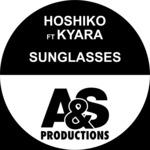 HOSHIKO feat KYARA - Sunglasses (Front Cover)
